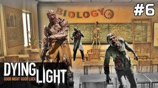 Dying Light Gameplay PC PL / FULL DLC [#6] SZKOŁA i Wesoła KLASA /z Skie