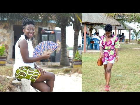 GHANA HOLIDAY OUTIFITS | ANKARA LOOKBOOK | AFRICANPRINT LOOKBOOK || ADEDE