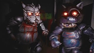 КОНЦОВКА - Case Animatronics 2 3 ЭПИЗОД