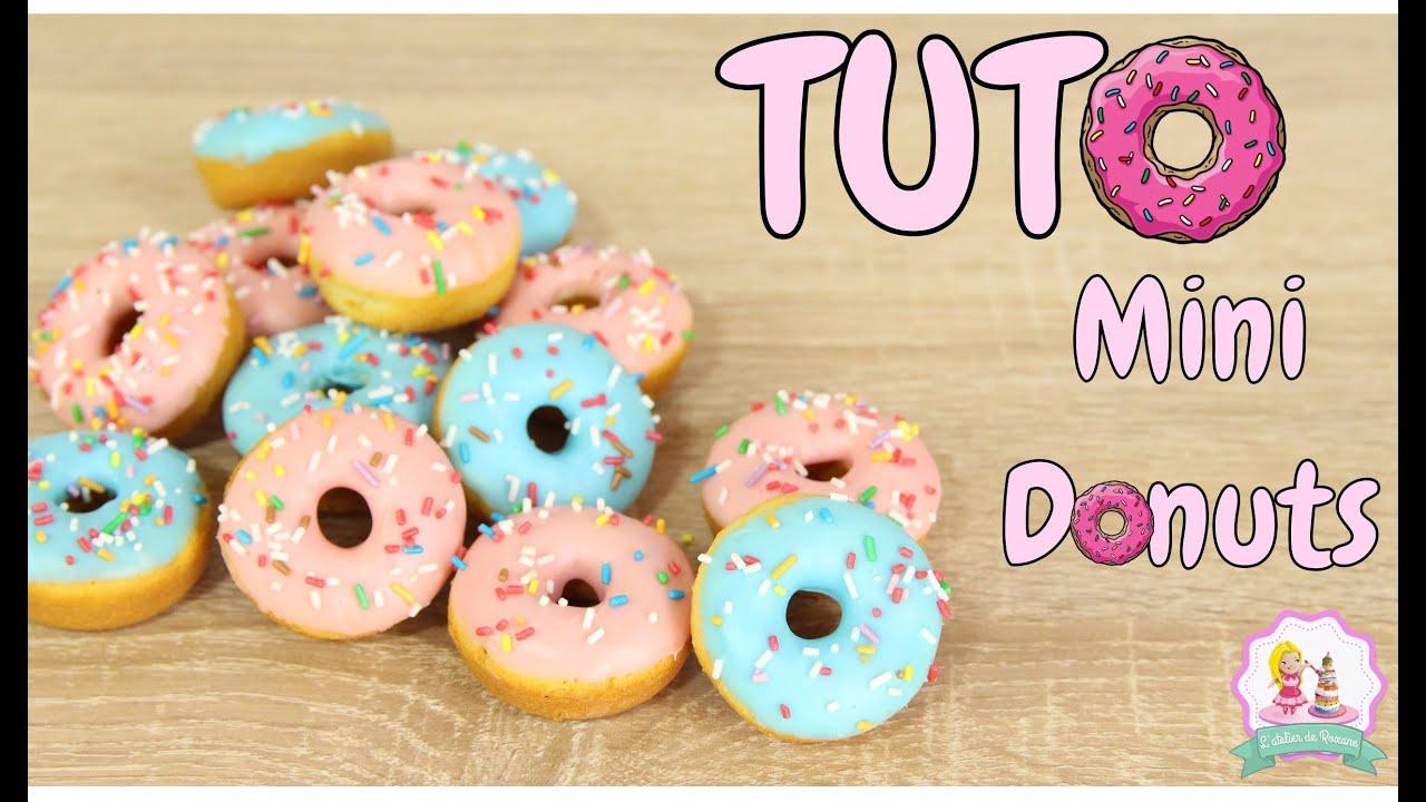 Recette donuts facile rapide et moelleux video challenge - Dessin facile et rapide ...