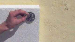 Утепление фасада пенопластом 50мм с дюбель зонтом 100мм(, 2011-09-01T08:00:06.000Z)