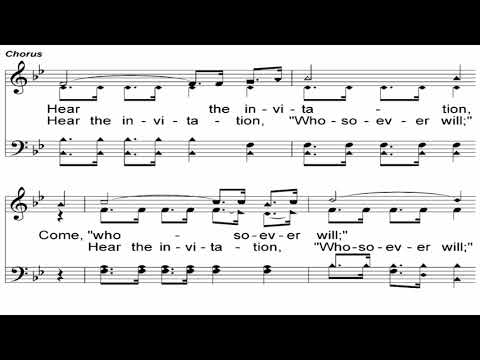 All Things Are Ready - A Cappella Hymn