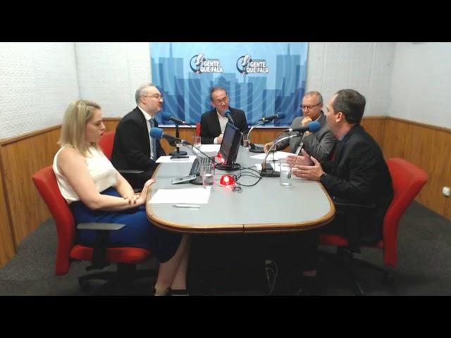 Programa Gente que Fala com - Carlos Ferreira (SBPC/ML)