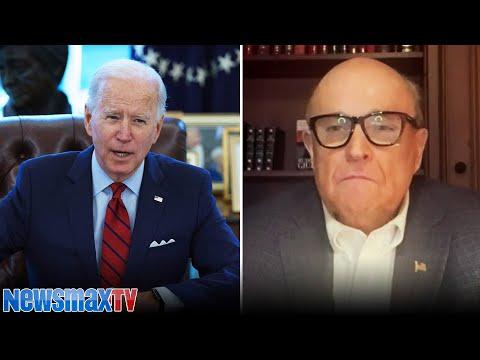 Giuliani: Biden, trial both disasters