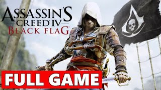 Assassin's Creed 4 Black Flag FULL Walkthrough Gameplay - No Commentary (PC)