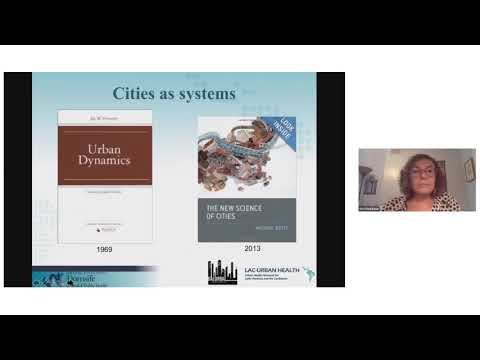 ANA V. DIEZ-ROUX - Urban Living and Health Equity