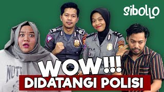 SIBOLLO - WOW!! DIDATANGI POLISI EPS. 6 Video