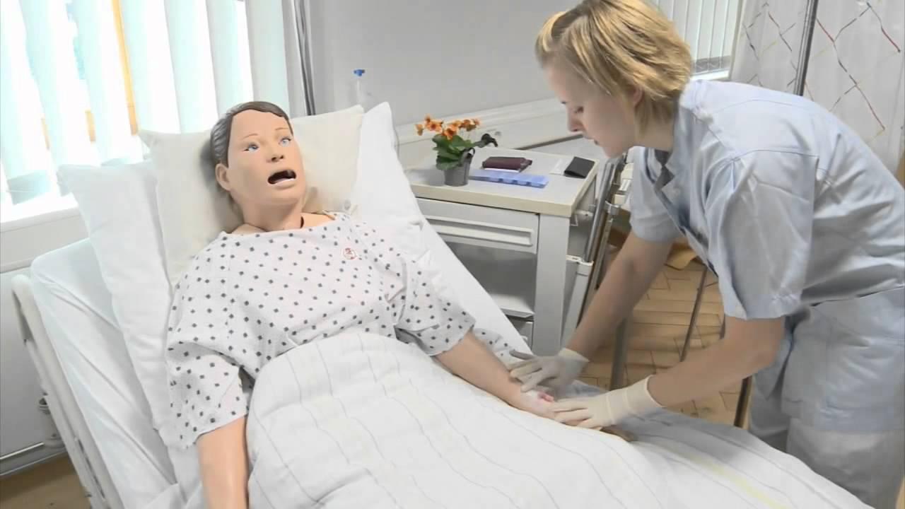 Simulation in nursing education - Kempten, Germany