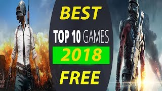 TOP 10  Best Free  Games  2018  Of Android &  iOS