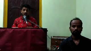 बुवा श्री समीर कदम - कणकवली | ऑनलाईन अभंग गायन स्पर्धा 2020 | Sameer Kadam Buva | Abhang Gayan 2020