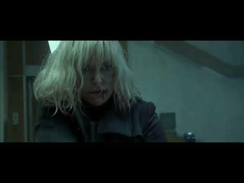 Atomic blonde full fight scene