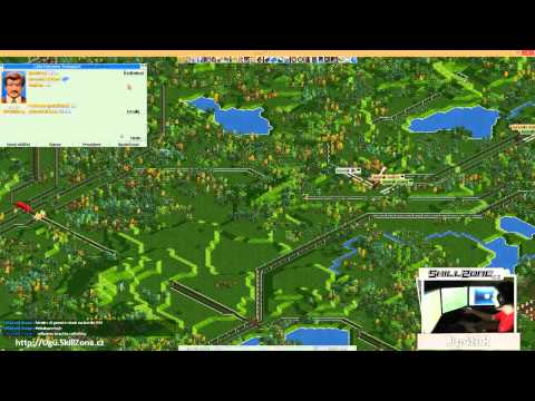 SkillZone OpenTTD Online MegaPárty 19.1.2012 by Ug4t0R