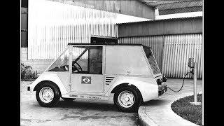 Gurgel: o primeiro CARRO ELÉTRICO do Brasil tem mais de 40 anos