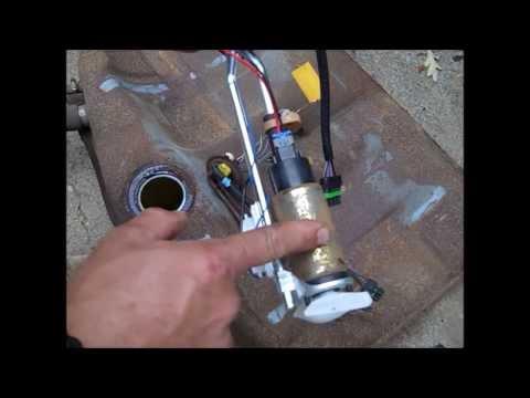 Vehicle DIY Tip #3 - Fuel Line and Sender Repair