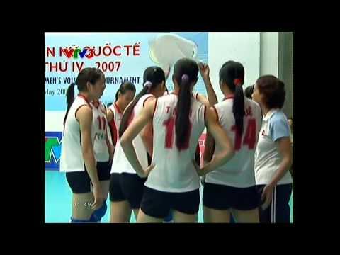 Vietnam vs St. John's University (Final/Chung kết) - VTV Cup 2007