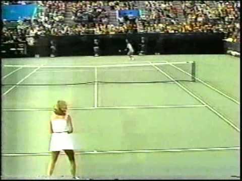 Chris Evert d. Pam Shriver - 1978 US Open final