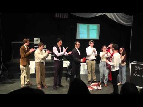 The Lee Harvey Oswald Scene, Assassins, FWA, Vassar, 12/2012