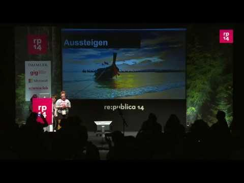 re:publica 2014 - Jetlag Overload - One day we'll be tired baby on YouTube