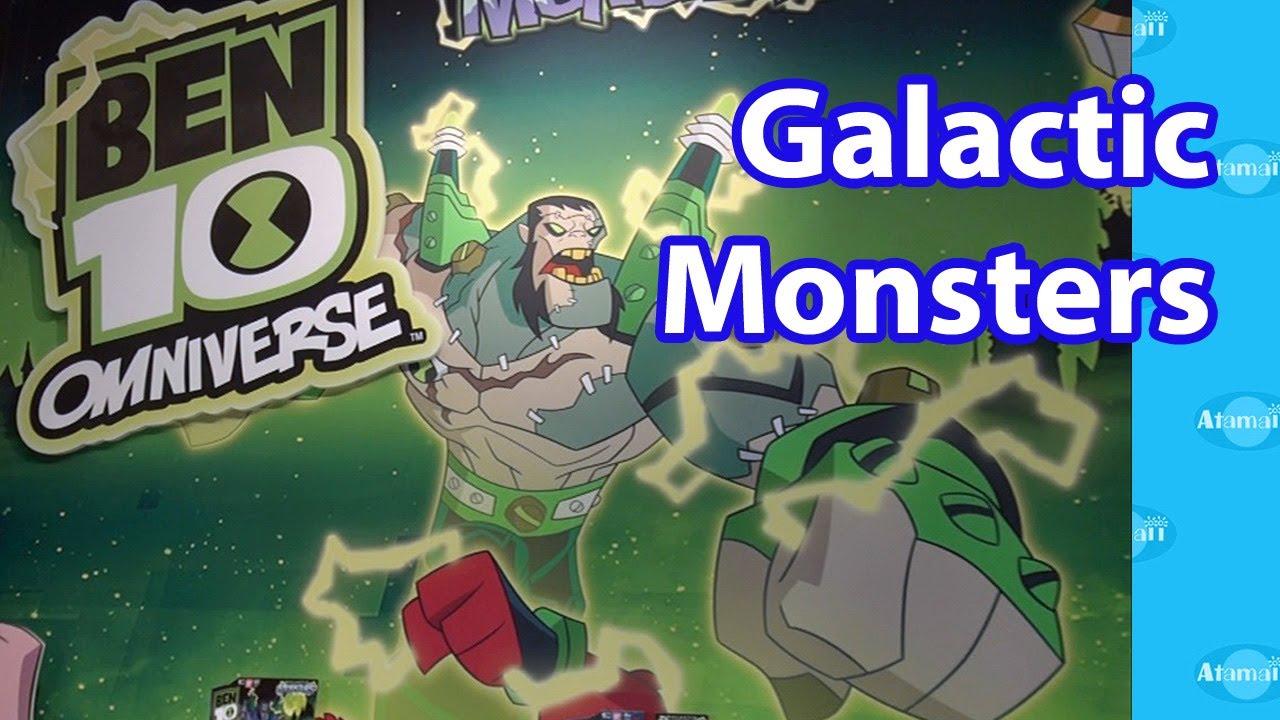 Ben 10 Omniverse Galactic Monsters Toys | www.pixshark.com ...