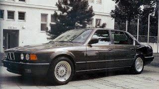 BMW 767il 6.7 v16 e32-САМОЕ ЛУЧШЕЕ АВТО В МИРЕ/THE BEST CAR IN THE WORLD