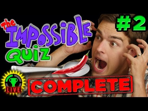 The Impossible Quiz: Fail Equals Pain (Part 2)