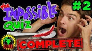 The Impossible Quiz: Fail Equals Pain (Part 2)