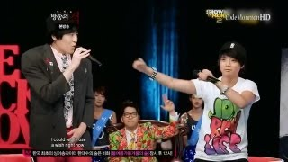 John Park & Amber(f(x)) - Airplanes (Jun 12, 2013)