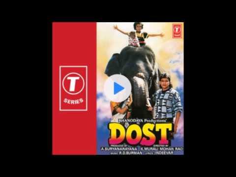"Rahul Dev Burman for ""Dost"" (1989) with ""Tu Hi Heera, Tu Hi Moti"""