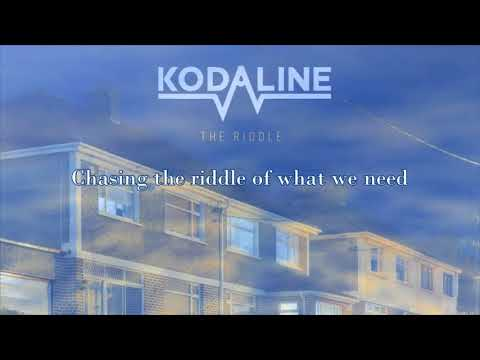 Kodaline - The Riddle (Lyric Video)