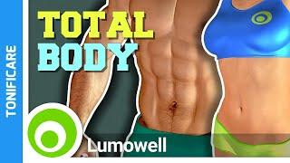 Allenamento Completo Total Body Senza Attrezzi