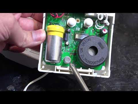 Detect Hydrogen with a Carbon Monoxide Detector