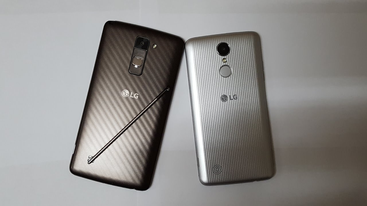 $60 Phone & $130 Phone: LG Aristo VS LG Stylo 2+!