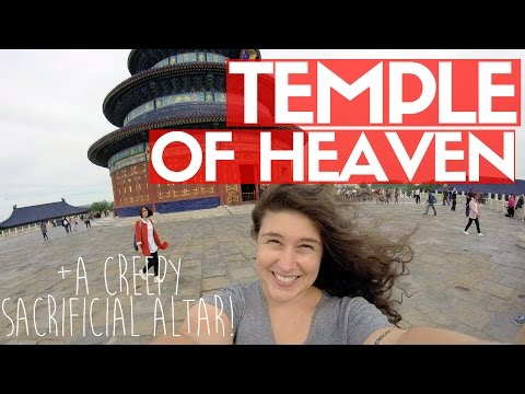 TEMPLE OF HEAVEN | Beijing Travel Vlog