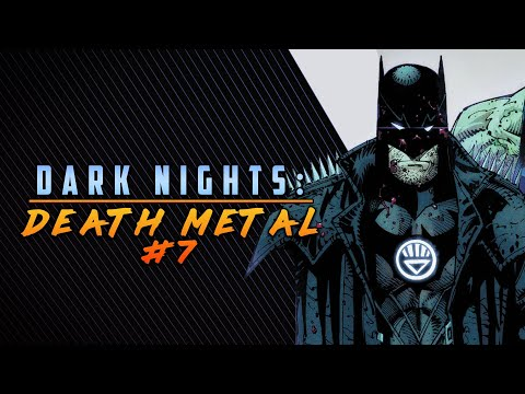 The Infinite Frontier | Dark Nights: Death Metal #7 Review (Final Issue)