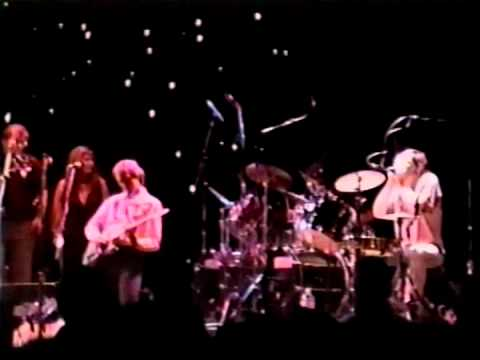 Levon Helm with The Crows-