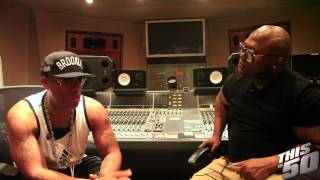 Mario Winans on Producing; Sharing His Emotions; Meeting Diddy