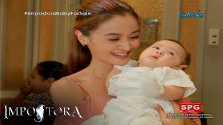 Impostora: Nimfa meets the real Baby Alexa