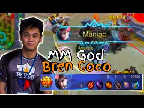 When Mythical Glory Plays in Epic | Claude seminar by Marksman God Coco