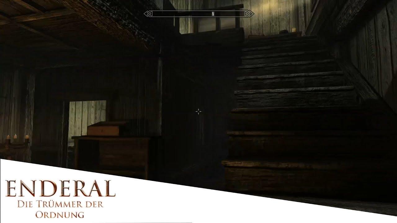 Enderal #067 - Eigenes Haus kaufen - Let\'s Play Enderal: Die Trümmer ...