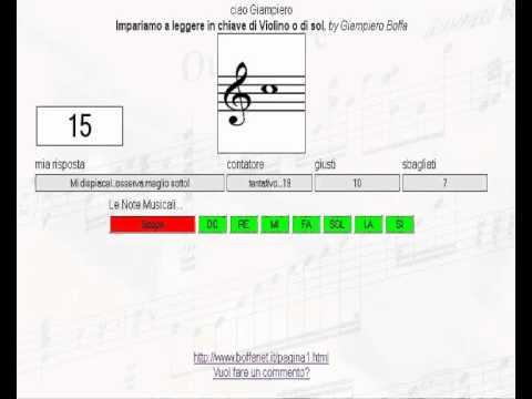 Leggere la musica __verifica__www.boffanet.it