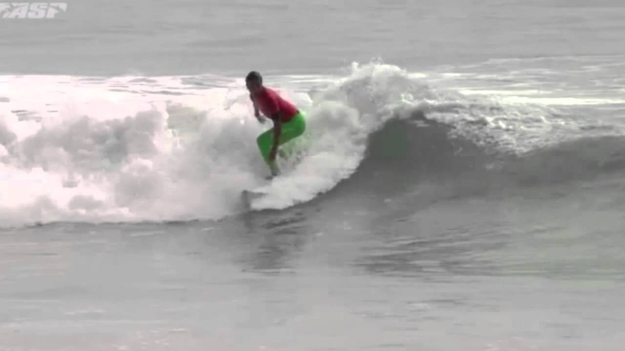 The Hurley Pro: A Day With Julian Wilson At Lower Trestles