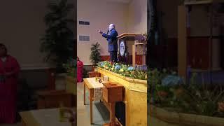 Apostle, Dr. C. Clifford Smith, III