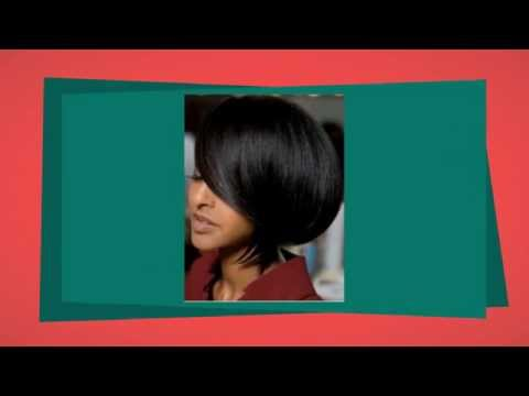 25 Sexy & Trendy Bob Hairstyles For Black women
