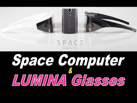 World Space Computer & Lumina Glasses Review, 1st Wearable Computer, Join WGN