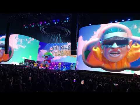 J Balvin - I Like It - Live at Coachella 2019 4K HQ