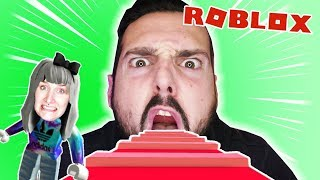 Roblox: ENTKOMME BEFORE KAAN IN HIS SELF BUILT OBBY! KAAN ER NINA TROLLEN? Make Obby yourself
