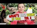 WHAT'S THAT SOUND Challenge Teil 2 - BRO vs. SIS - Lulu & Leon - Family and Fun