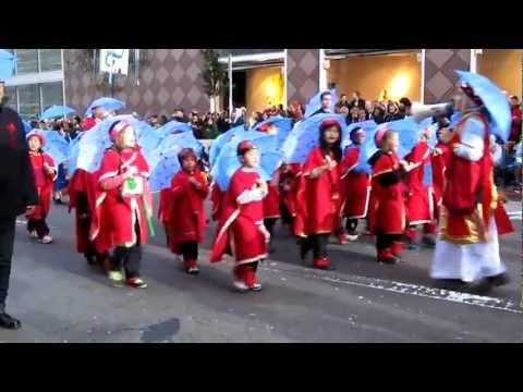 San Francisco Chinese New Year Parade 2012 Jose Ortega Elementary School
