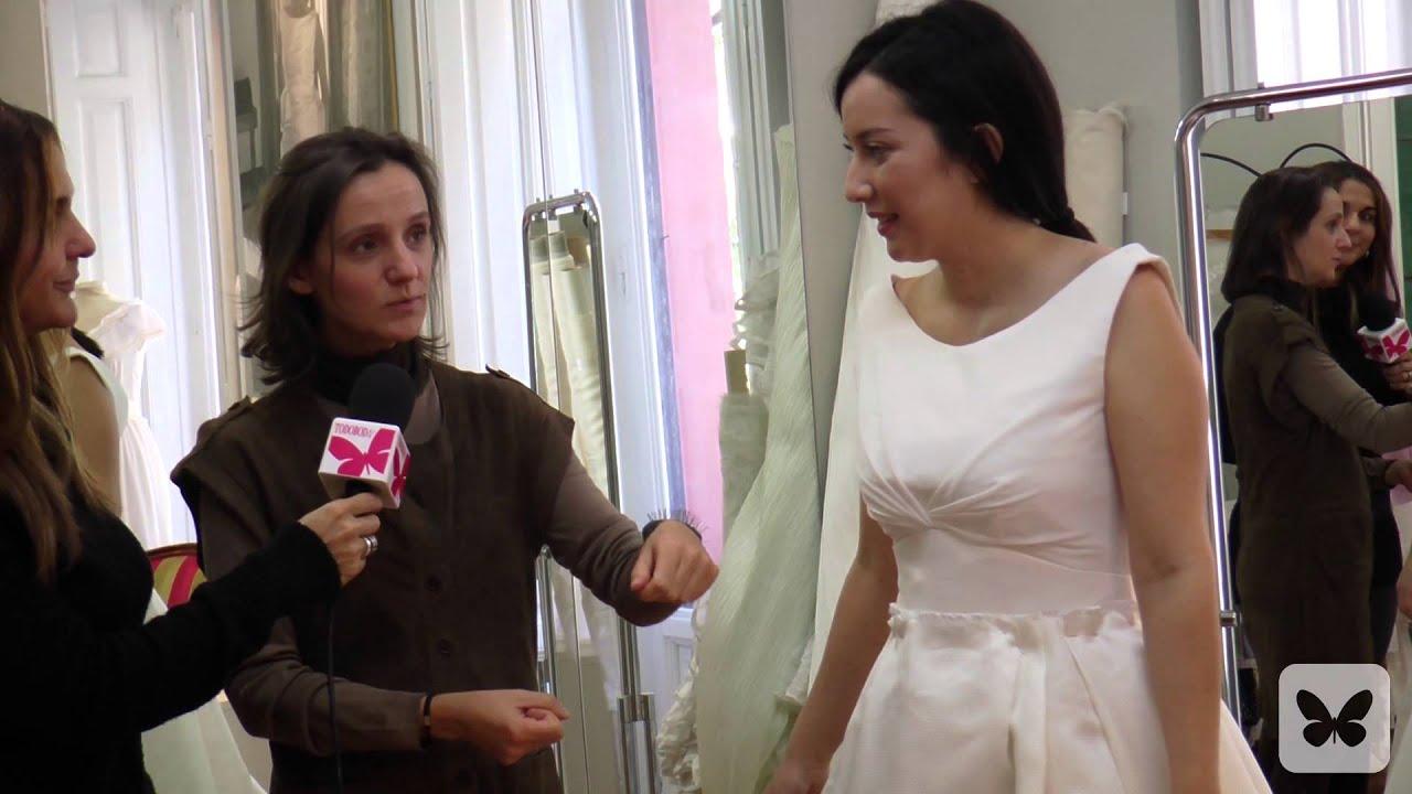 Carmen halffter vestidos de novia madrid