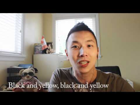Black and Yellow- Wiz Khalifa Cantonese Chinese cover (AhG)